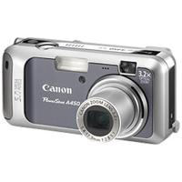 Canon PowerShot A450 yellow