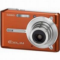 Casio EXILIM EX-S600 orange