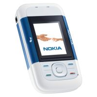 Nokia 5200 light blue
