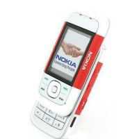 Nokia 5200 red