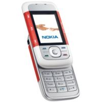 Nokia 5300 red