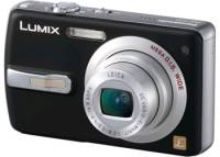 Panasonic DMC-FX50 black, silver