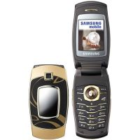Samsung SGH-E500 brown (gold)