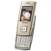 Samsung SGH-E900 gold + bluetooth