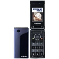 Samsung SGH-X520 purple blue