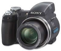 Sony Cyber-shot DSC H5 black