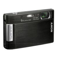 Sony Cyber-shot DSC T100 black