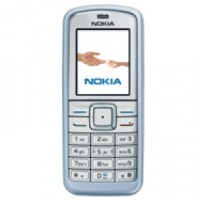 Nokia 6070 light blue